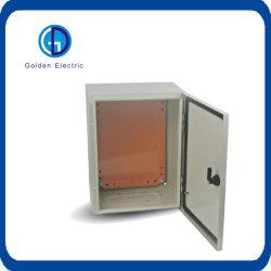 Gme 단 하나 문 IP66 금속 방수 울안 옥외 전기 배급 상자