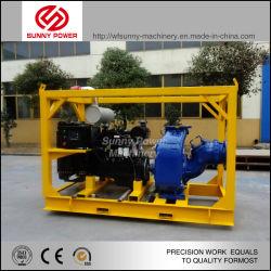 De Diesel van de Prijs van de fabriek Pomp van het Water voor het Ontwateren van de Mijn
