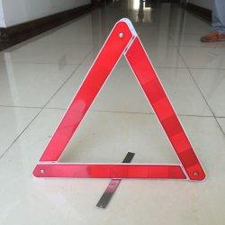 Le trafic de la sécurité d'urgence triangle de signalisation réfléchissants