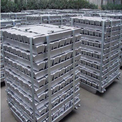 Hot Sale lingots d'aluminium lingot AL de 99,7 % avec le meilleur prix
