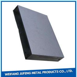 曲がる打つ重い鋼鉄製造CNCを押す機械部品サービスレーザーの切断