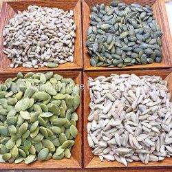 Buen precio al por mayor de la calabaza o Girasol / semillas de sandía y kernels