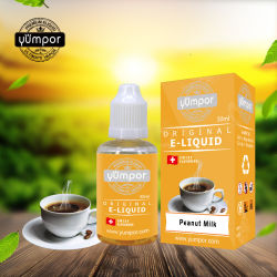 Meilleure saveur d'usine de lait d'arachide E liquide mixte DPT Ejuice