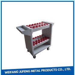 Chapado de metal de OEM/Coche estampado en la reparación de conjuntos mecánicos de estante de las herramientas de mano