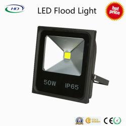 Prix le plus bas 50W Projecteur à LED série Slim économique