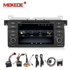 Mekede Android 8.1 Quad Core Car DVD плеер с 1g g+16ОЗУ ПЗУ для BMW E46 M3 318I 320 Я 325I 328i поддерживают GPS WiFi радио