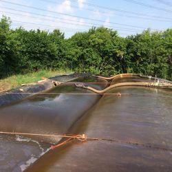Пальмовое масло сточных вод обезвоживания ЭБУ подушек безопасности/контейнер