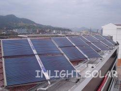 Qualidade superior de aço Cor de preço baixo do tubo de depressão do colector solar
