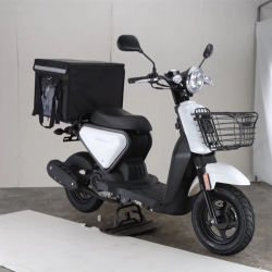 Moped des Gas-Anlieferungs-Roller-50cc