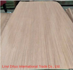 4*8ftx0.2-0.26mm überholtes weiße Pappel-Holz-Furnier-Blatt
