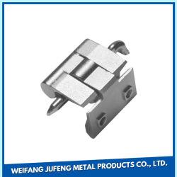 L emboutissage emboutissage de métal tôle les pièces de soudage avec le zinc électrolytique
