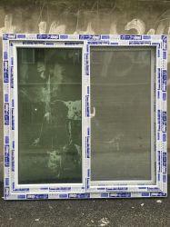 PVC/UPVC-Schiebefenster mit Siebnetz, Gängiger Fensterbereich
