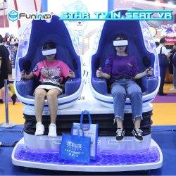 Виртуальная реальность Vr игр Симулятор захватывающие аттракционы парк развлечений