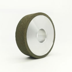 Acero de alta velocidad de metal de carburo de resina de Diamante Muelas bonos