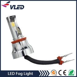 Novíssimo 15W H11 Luz de nevoeiro LED Auto motocicleta, 1200lm 9-16V faróis LED