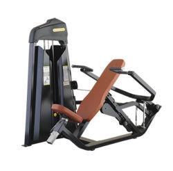 Handelskarosserien-Gebäude-Schulter-Presse-Übung Sports Eignung-Gerät/Gymnastik-Trainings-Maschine