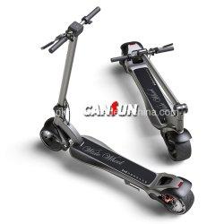48V Foldabe breites Rad-elektrischer Stoß-Roller