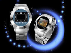 Full Stainless Steel Watch Phone (W968)