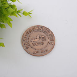 شعار دائري ذهبي مخصص للطلاء منقوش بألواح معدنية ذهبية محفورة