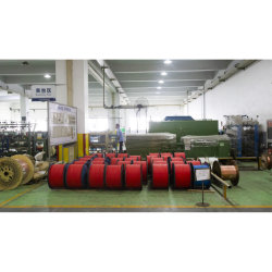 Potencia del motor del servo de cable de control de freno