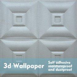 Самоклеющиеся XPE из пеноматериала 3D кожуру и Memory Stick™ на стену для фона на стену