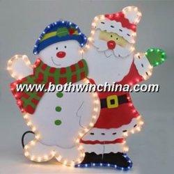 O LED 2D boneco de acrílico (BW-SMM007)