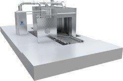 SQD シリーズ自動洗浄および乾燥二重チャンバービン洗浄 製薬業界で使用される機械