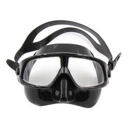 Mergulho livre máscara de mergulho de baixo volume de Silicone