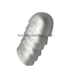 シューズ素材 SMASH プルーフ軽量着脱式アルミニウム製トーキャップ