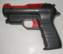 Лампа пистолет для PS3 (HYS-MP3076)