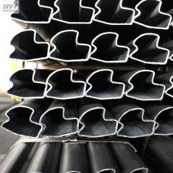 Изогнутая углерода Irregular-Shaped стальной трубы