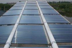 Progetto solare del riscaldamento dell'acqua