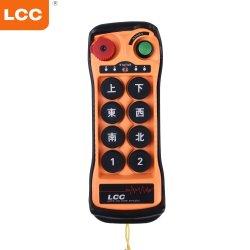 Беспроводной вниз радио промышленного конкретные пульт дистанционного управления выключатель питания 240 В