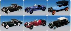 1: 18 Die-Cast 차, 모형 포도 수확 차량, 모형 구시대 차