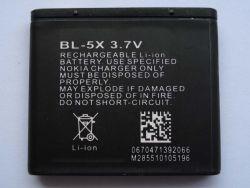 Batterie pour téléphone mobile Nokia BL-5X