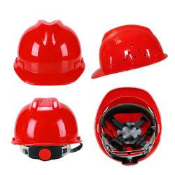 Gbtq-Lx 편안하고 통기성이 뛰어난 고품질 건설 산업 안전 헬멧