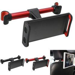 حامل حامل حامل حامل مسند الرأس لمقعد السيارة الخلفي العالمي لجهاز iPad جهاز لوحي للهواتف