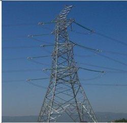 Ligne de transmission de la tour d'acier