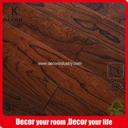 Handscradted Elm деревянные полы в жилых помещениях