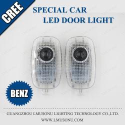 A luz da porta do carro LED Projector LED de luz da sombra fantasma para Benz