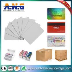 Lege Plastic Kaart Adreskaartjes/RFID/pvc- Identiteitskaart