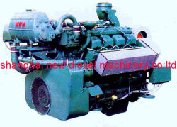 Le moteur marin Deutz MWM (TBD234V6/V8/V12)