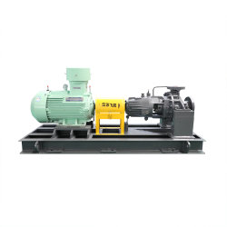 Za Zao rostfeste petrochemische zentrifugale chemischer Prozess-Hochdruckstandardpumpe der Pumpen-API610