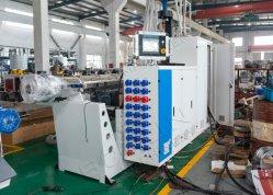 جودة فائقة، قطر كبير، ماكينة إعداد الأنابيب البلاستيكية عالية البولي إيثيلين (HDPE) خط إنتاج بروز الأنبوب