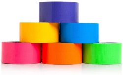 패킹과 감싸기를 위해 사용되는 접착성 방수포 테이프 피복 테이프 덕트 테이프