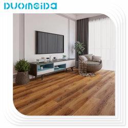 素材ユニリンクリック木製カラーラミネート防水ストーンプラスチック 床張り SPC LVT EVA RVP IXPE PVC 硬質ビニール 厚板床張り
