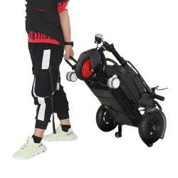 Goedkope inklapbare driewieler Power Electric Mobility Scooter met inklapbare driewieler