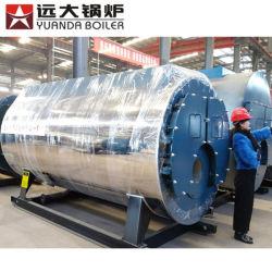 De la fábrica de gas de la caldera de suministro de agua caliente