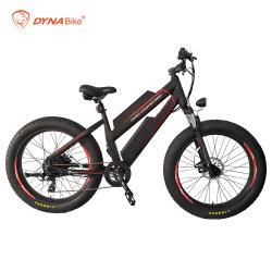 Ebike für erwachsenes des Reiten26inch elektrisches Fahrrad Aluminiumlegierung Kenda Gummireifen-26*4.0