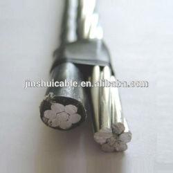 1X16+16 накладных кабель алюминиевый проводник Jinshui ABC